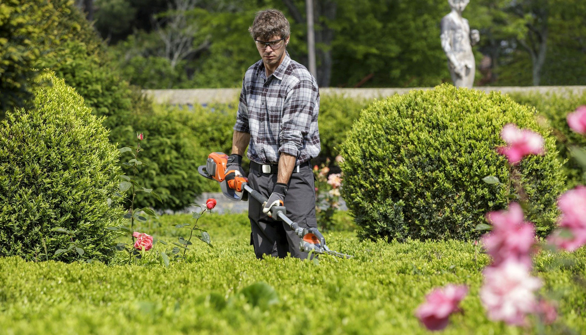 commercial landscaping service tulsa ok