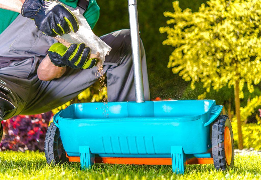 lawn fertilization fertilizer catoosa ok