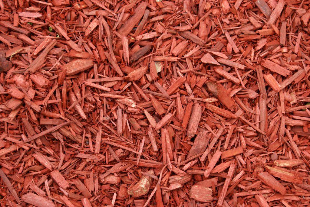 mulch installation company jenks ok